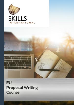 Eu Proposal Writing Course Live Online Training Eu Trainings